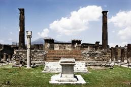 ROSA MARINIELLO - Tempio di Apollo - Pompei Scavi - Napoli