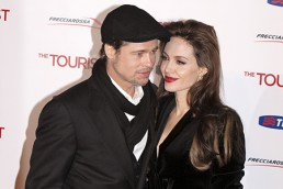 ROSA MARINIELLO - BRAD PITT AND ANGELINA JOLIE - RED CARPET 'THE TOURIST'