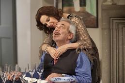 ROSA MARINIELLO - Stefania Sandrelli and Gianni Cavina - Una Grande Famiglia