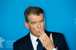 ROSA MARINIELLO - Pierce Brosnan - 64th Berlinale International Film Festival - Berlin