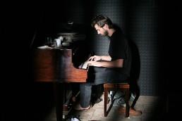 ROSA MARINIELLO - Kim Rossi Stuart - Piano, solo