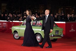 ROSA MARINIELLO - Luca Zingaretti and Valeria Golino - 6th International Rome Film Festival