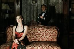 ROSA MARINIELLO - Cristiana Capotondi and Alessio Boni - Rebecca, la prima moglie